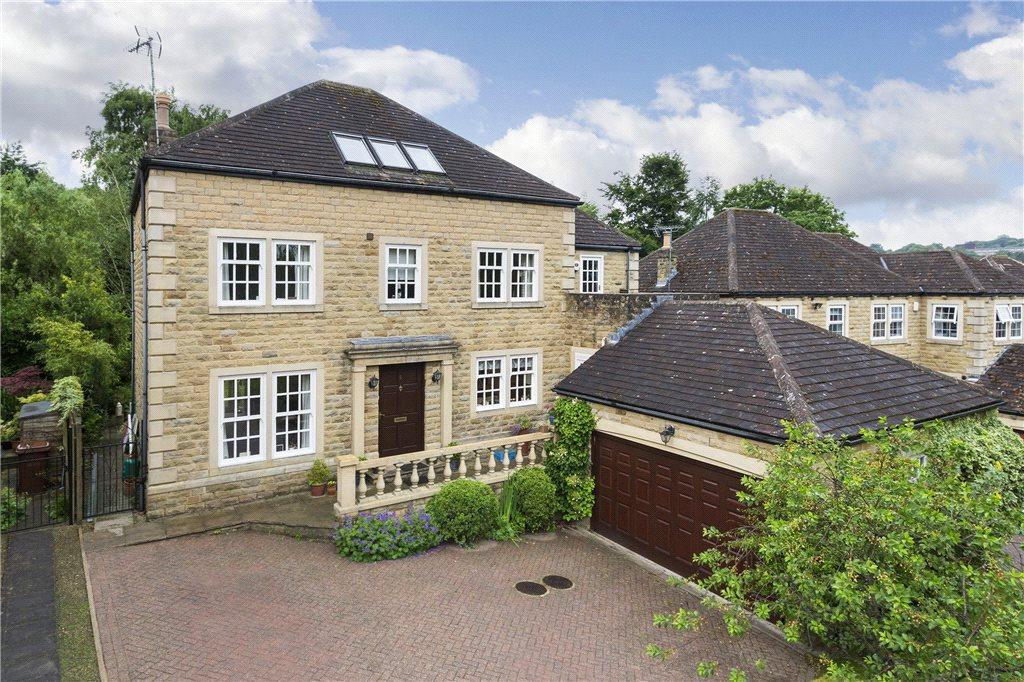 6 Bedrooms Detached House for sale in Creskeld Park, Bramhope, Leeds