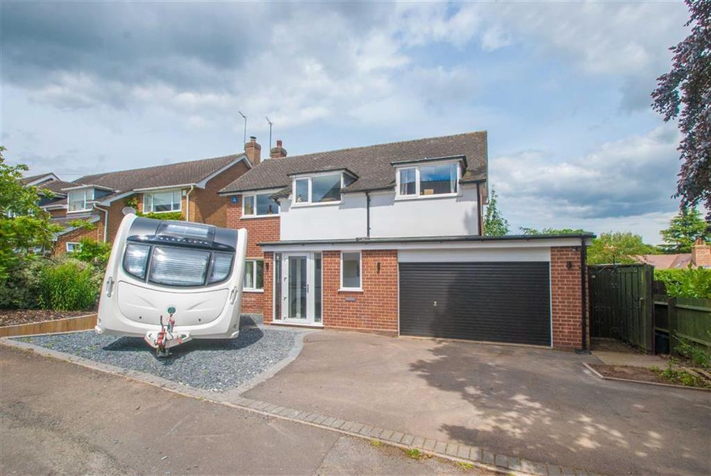 4 Bedrooms Detached House for sale in Gaialands Crescent, Lichfield, Staffordshire