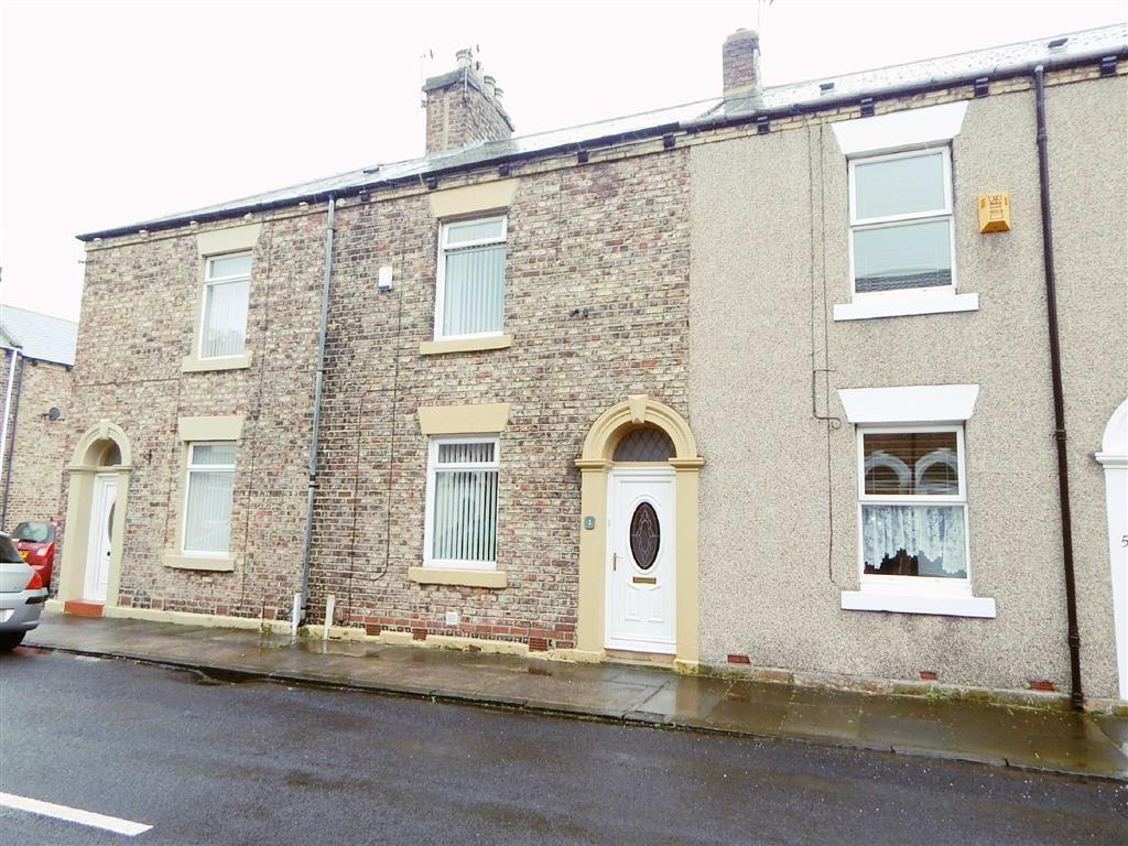 2 Bedrooms Terraced House for sale in Harrington Street, Wallsend, Tyne And Wear, NE28