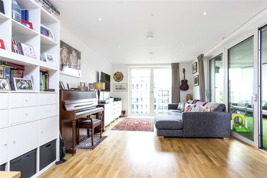 3 Bedrooms Flat for sale in Chroma Mansions, 14 Penny Brookes Street, London, E20
