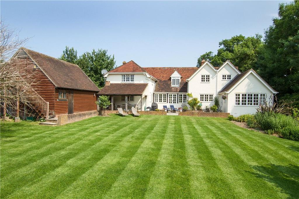 5 Bedrooms Detached House for sale in Loxwood Road, Plaistow, Billingshurst, West Sussex, RH14