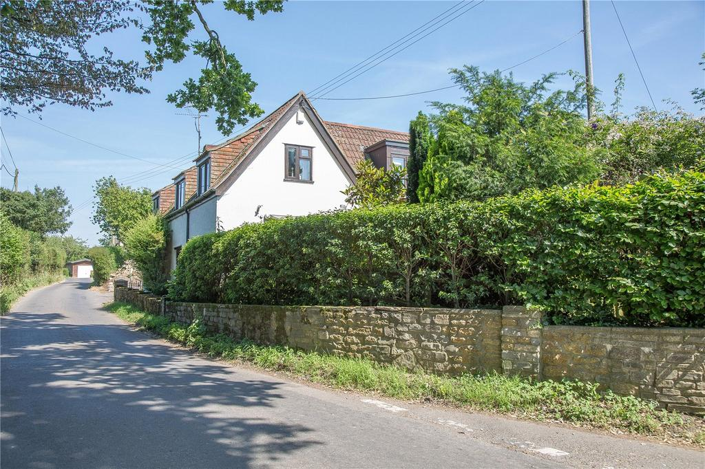 3 Bedrooms Detached House for sale in Burrow Hill, Kingsbury Episcopi, Martock, Somerset