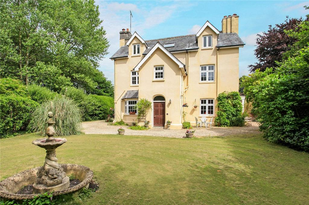 5 Bedrooms Detached House for sale in Puddletown, Dorchester, Dorset
