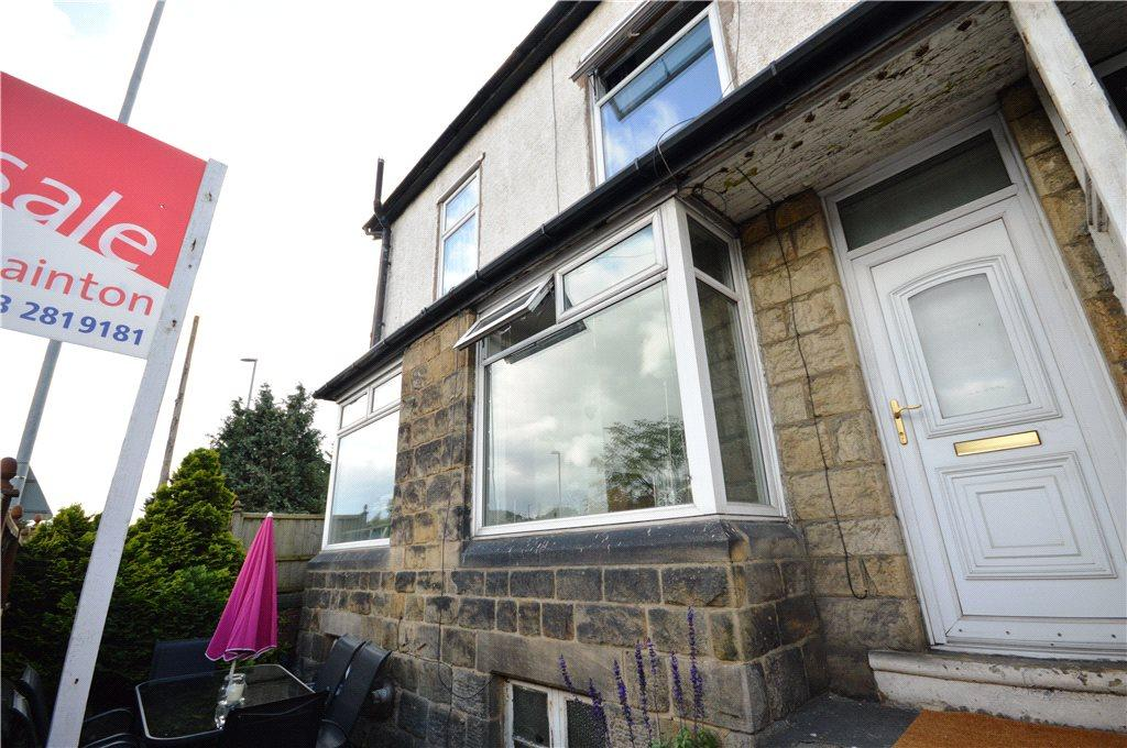 3 Bedrooms Terraced House for sale in Low Lane, Horsforth, Leeds, West Yorkshire