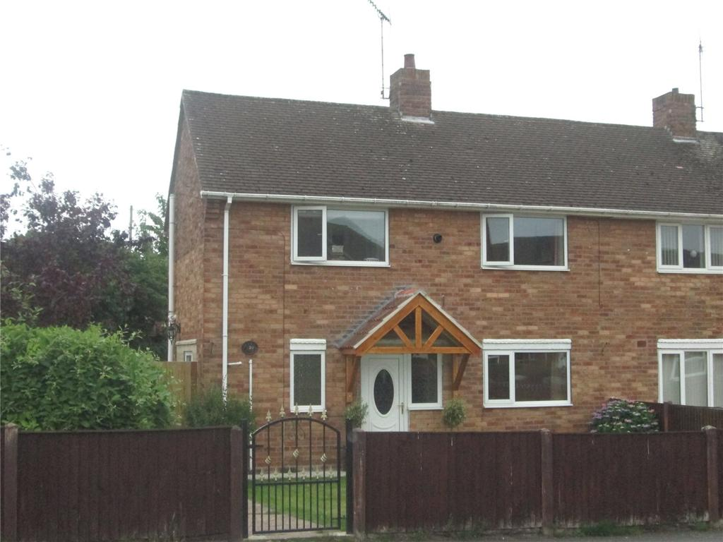 2 Bedrooms Semi Detached House for sale in Queensway, Worksop, Nottinghamshire, S81