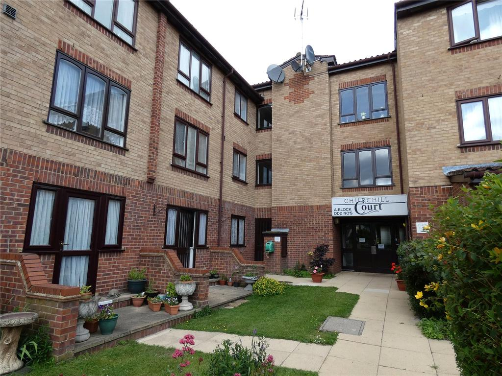 1 Bedroom Retirement Property for sale in Church Hill Court, Ainsley Close, London, N9