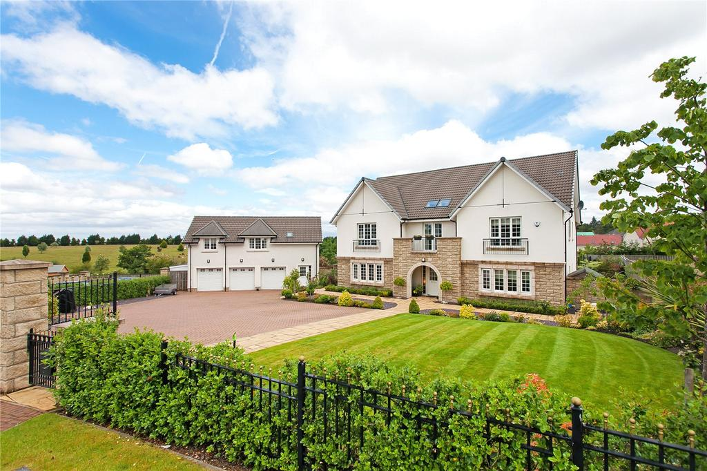 6 Bedrooms Detached House for sale in Barony House, Baron Court, Thorntonhall, Glasgow