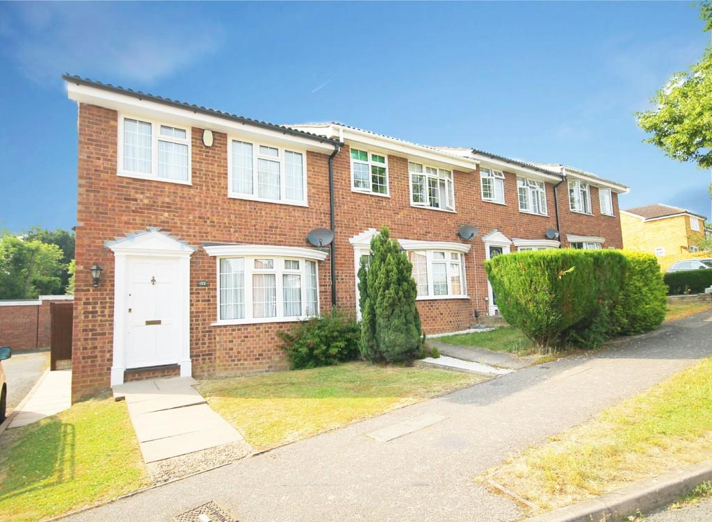 3 Bedrooms End Of Terrace House for sale in Smarts Green, Cheshunt