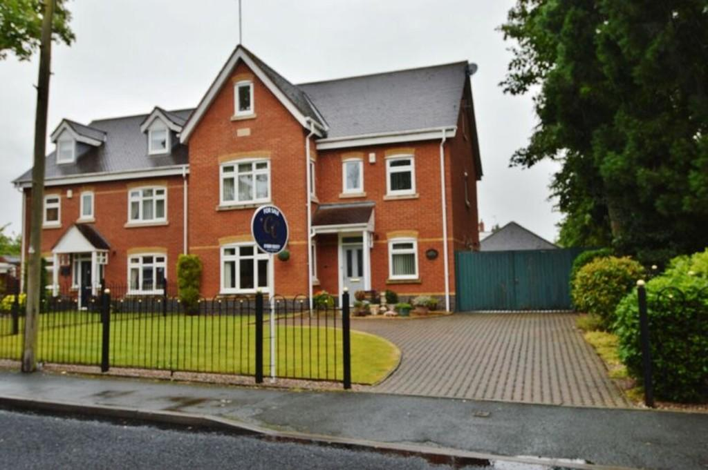 5 Bedrooms Detached House for sale in Church Street, Rugeley