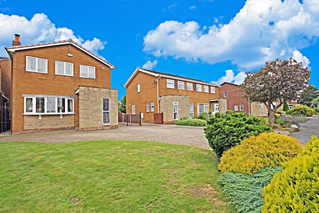 3 Bedrooms Detached House for sale in The Oval, Tickhill