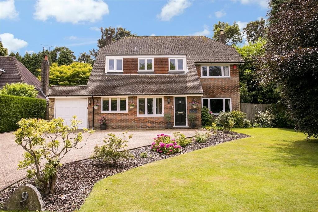 4 Bedrooms Detached House for sale in Long Slip, Langton Green