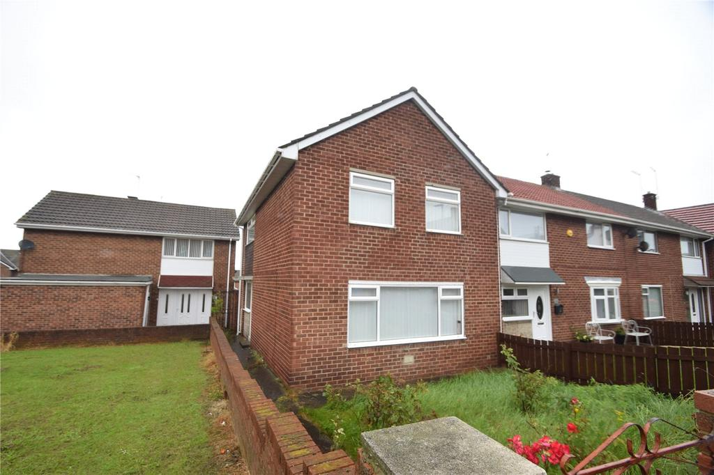 3 Bedrooms End Of Terrace House for sale in Durham Street, Seaham, Co.Durham, SR7