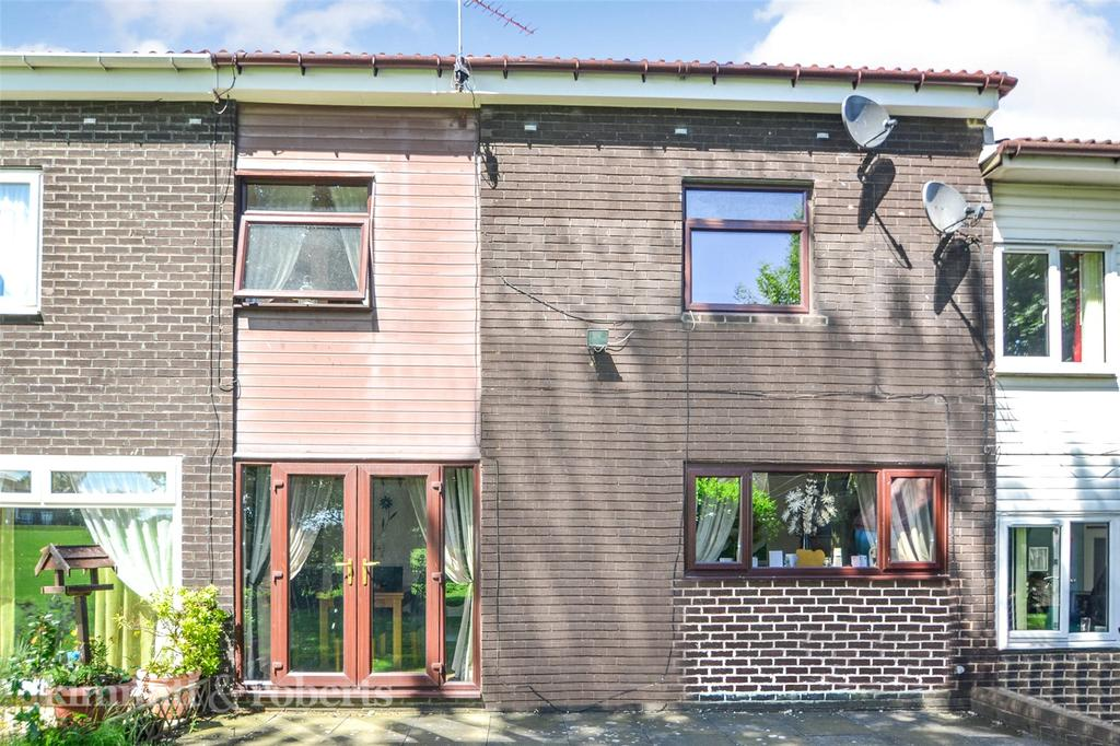 3 Bedrooms Terraced House for sale in Linacre Court, Peterlee, Co.Durham, SR8