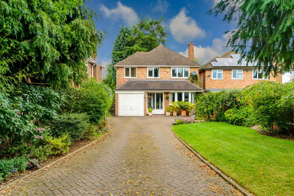 4 Bedrooms Detached House for sale in Malvern Rd, Balsall Common