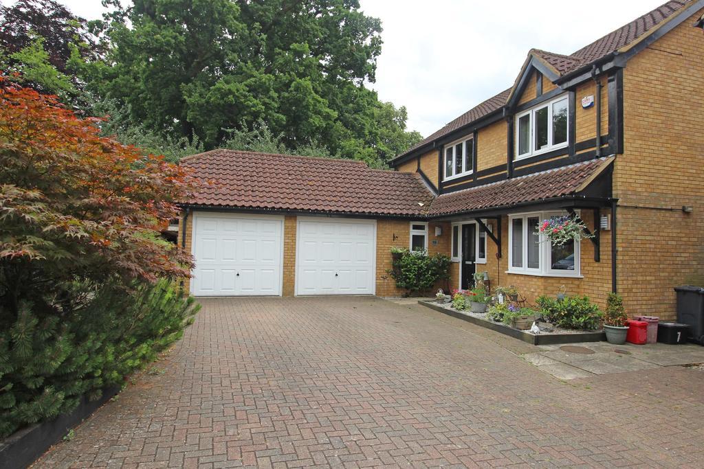 4 Bedrooms Detached House for sale in Grenville Way, Stevenage, SG2 8XZ