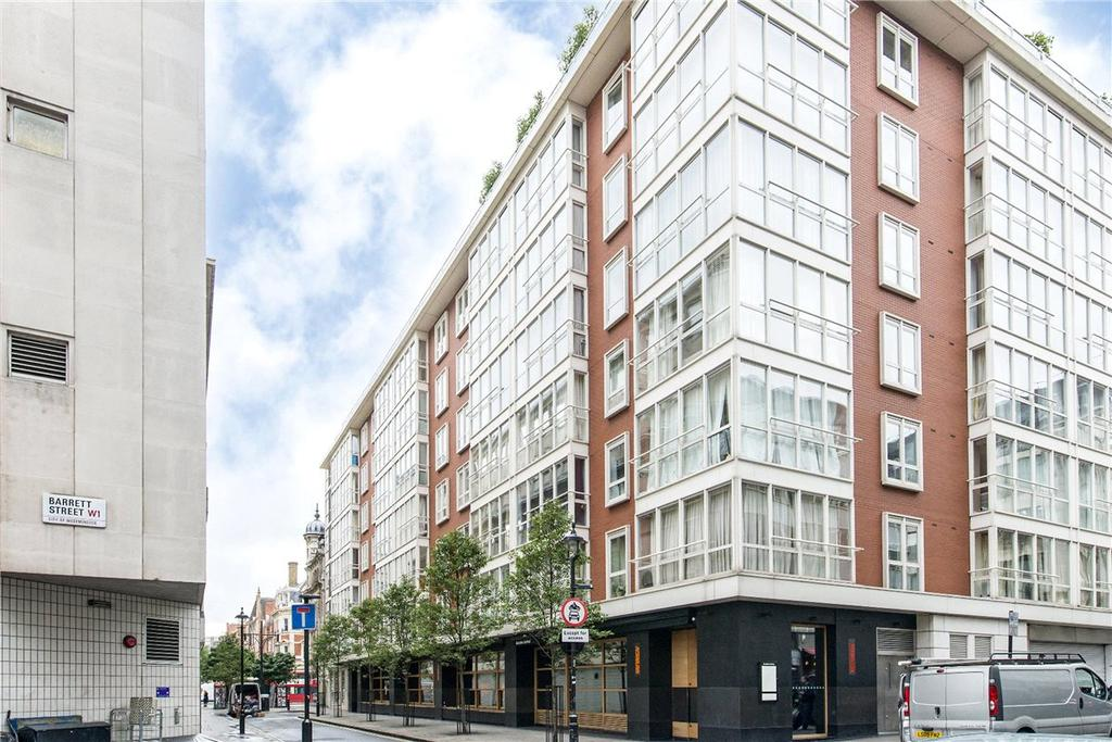 2 Bedrooms Apartment Flat for sale in The Phoenix, 8 Bird Street, London, W1U