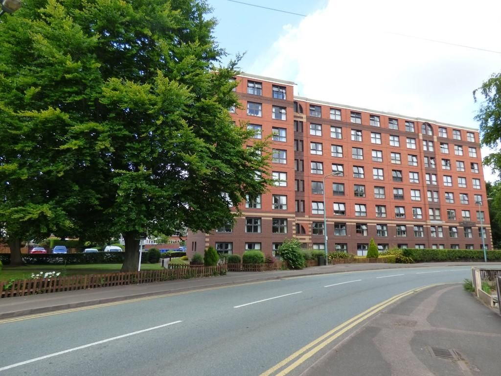 2 Bedrooms Apartment Flat for sale in Andrews House, Lower Sandford Street, Lichfield