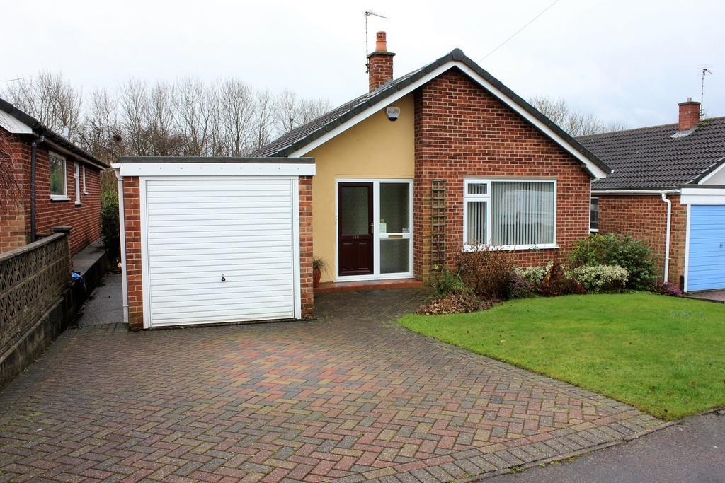 3 Bedrooms Detached Bungalow for sale in Woodside, Ashby-de-la-zouch
