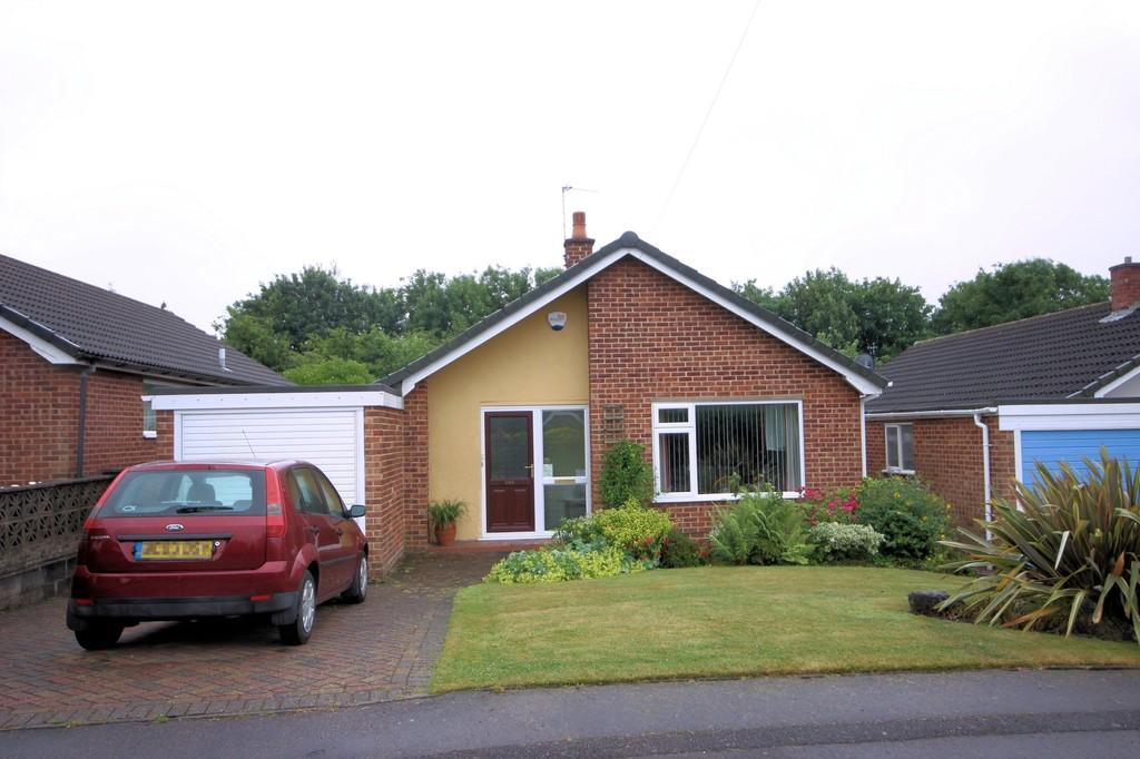 3 Bedrooms Detached Bungalow for sale in Woodside, Ashby-de-la-zouch