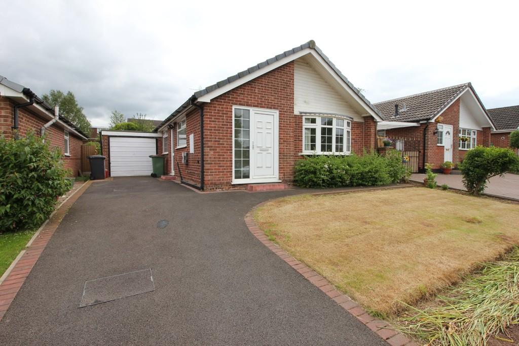 3 Bedrooms Detached Bungalow for sale in Suthers Road, Kegworth