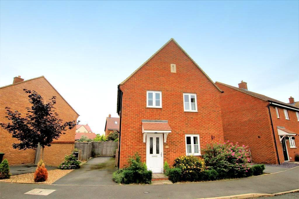 3 Bedrooms Detached House for sale in Swan Road, Wixams, Bedfordshire, MK42 6BW