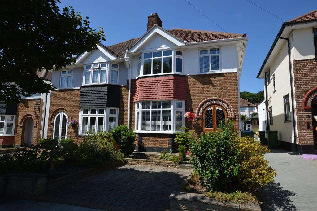 3 Bedrooms Semi Detached House for sale in Dairsie Road, Eltham SE9