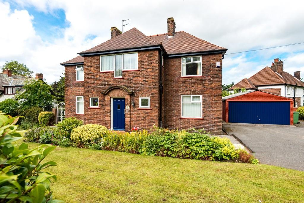 3 Bedrooms Detached House for sale in Prescot Road, Eccleston Hill, St. Helens