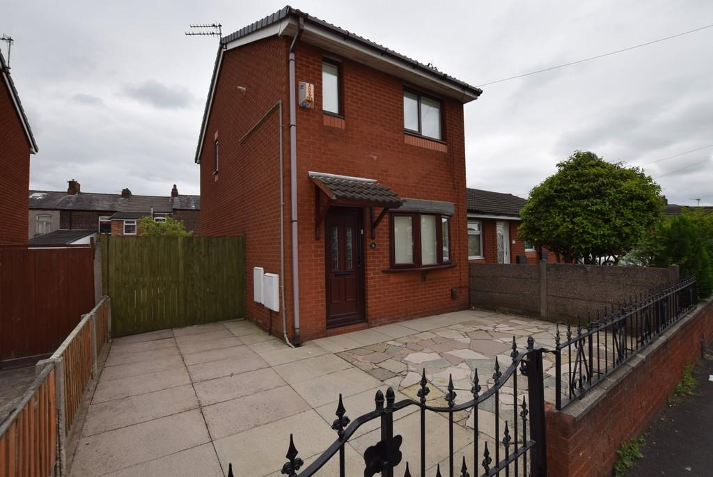 2 Bedrooms Semi Detached House for sale in Ramford Street, Parr, St. Helens