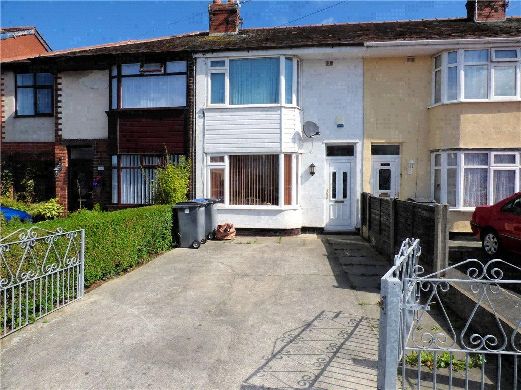 3 Bedrooms Terraced House for sale in Newhouse Road, Marton, Blackpool