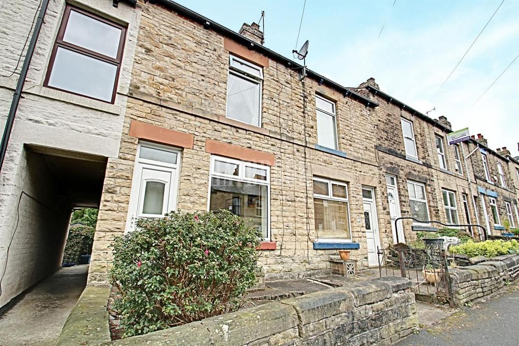 3 Bedrooms Terraced House for sale in Elgin Street, Crookes, S10