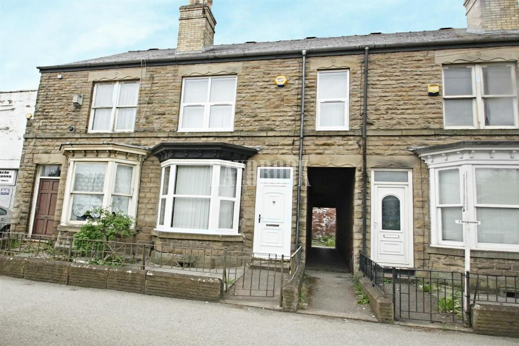 3 Bedrooms Terraced House for sale in City Road, Sheffield, S2