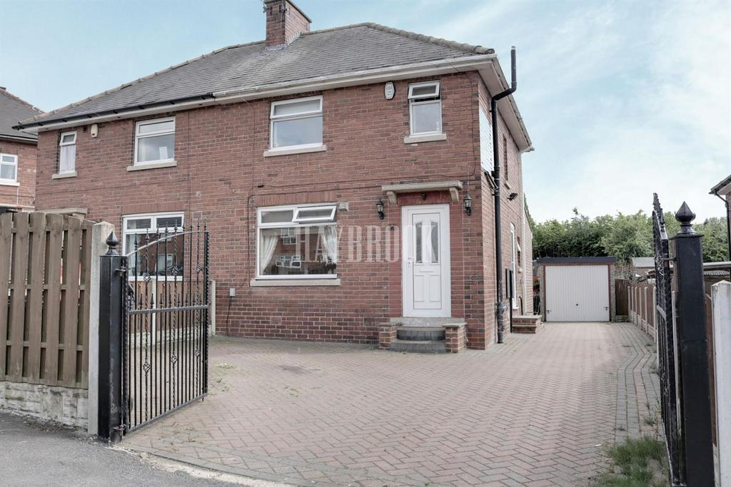 3 Bedrooms Semi Detached House for sale in Shenstone Road, Herringthorpe