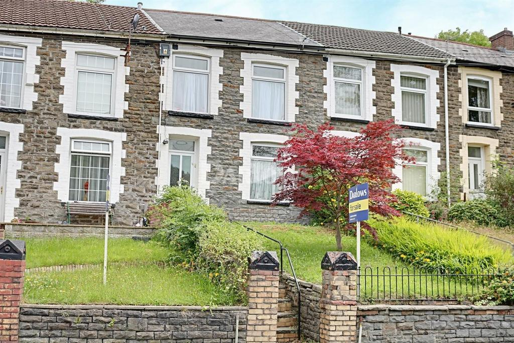 2 Bedrooms Terraced House for sale in Partridge Road, Llwynypia