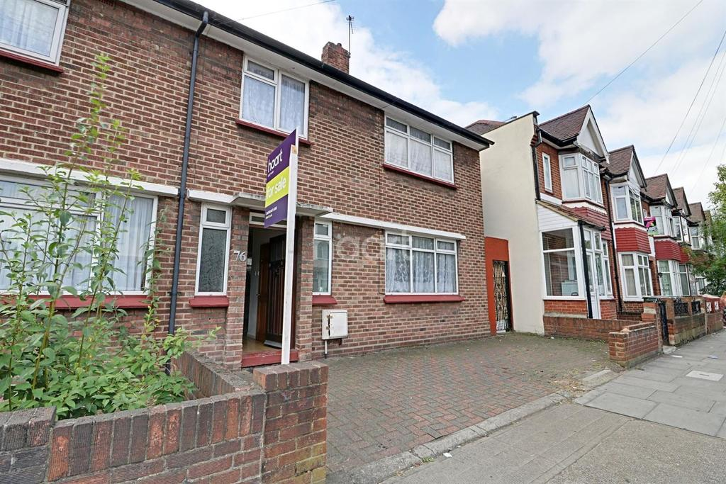 3 Bedrooms End Of Terrace House for sale in Lonsdale Avenue, East Ham