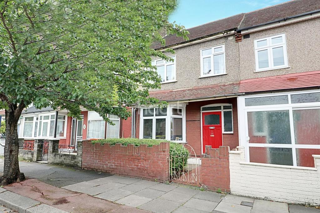 3 Bedrooms Terraced House for sale in Flanders Road, East Ham