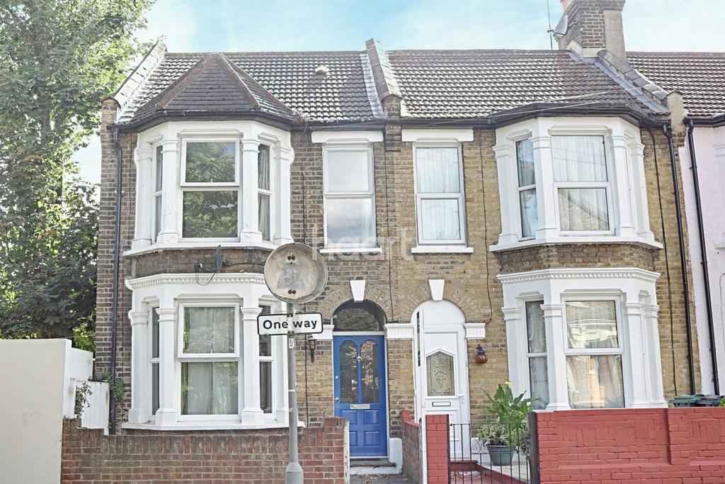 3 Bedrooms End Of Terrace House for sale in Cambrian Road, Leyton