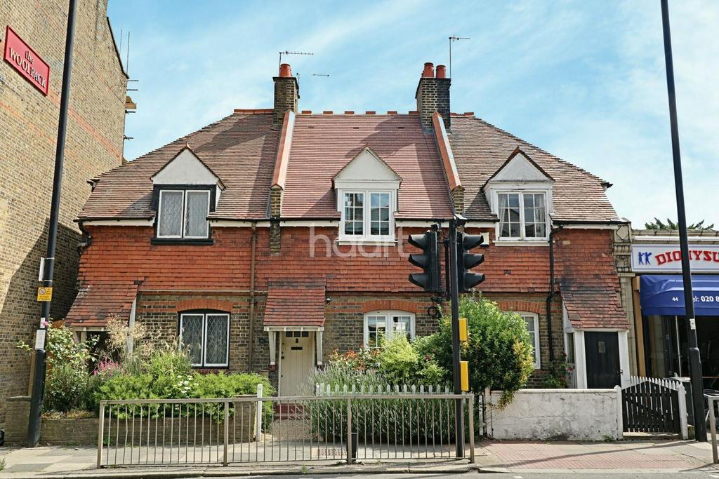 2 Bedrooms End Of Terrace House for sale in High Street, Southgate, N14