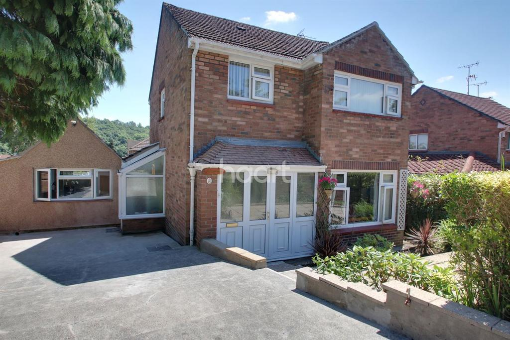 4 Bedrooms Detached House for sale in Melbourne Way, West side, Newport