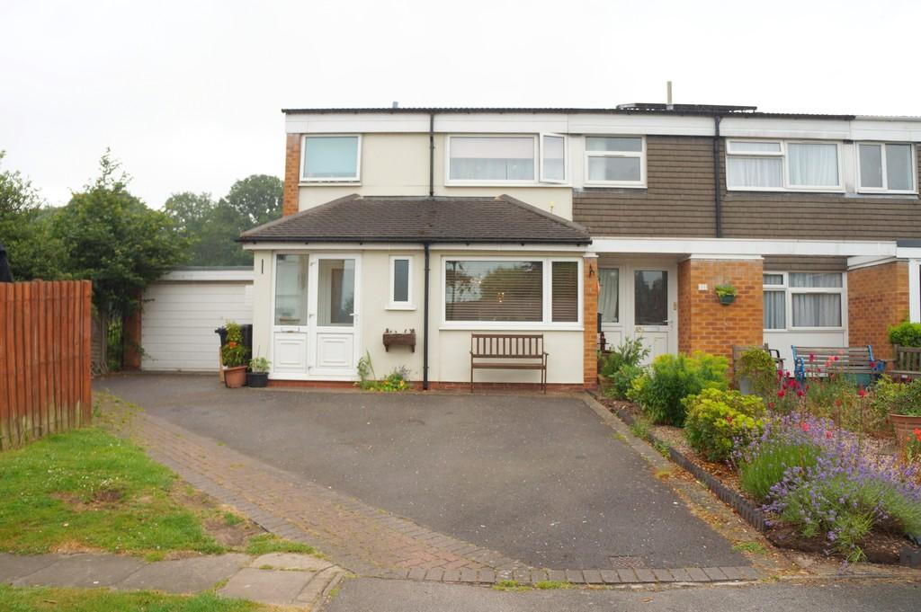 3 Bedrooms End Of Terrace House for sale in Wheeler Close