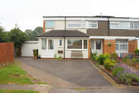 3 bedroom end of terrace house for sale - Wheeler Close