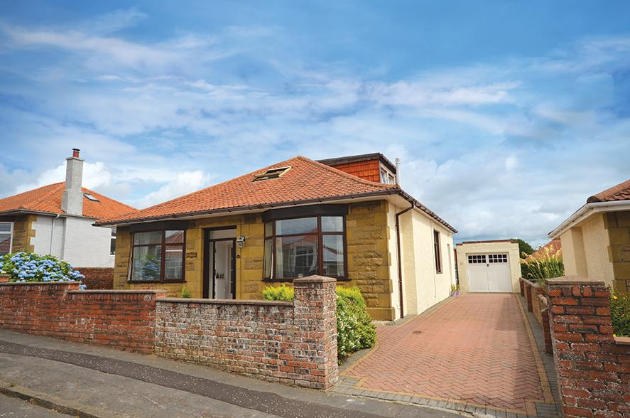 4 Bedrooms Detached Bungalow for sale in 33 Hawthorn Drive, Ayr, KA7 3TB