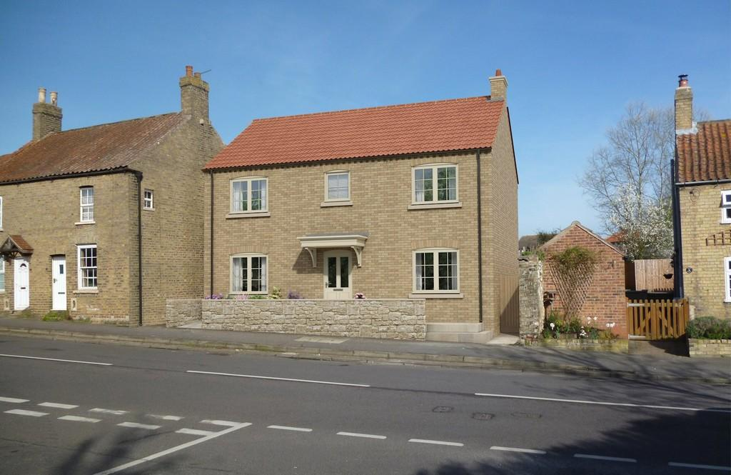 4 Bedrooms Detached House for sale in High Street, Nettleham, Lincoln