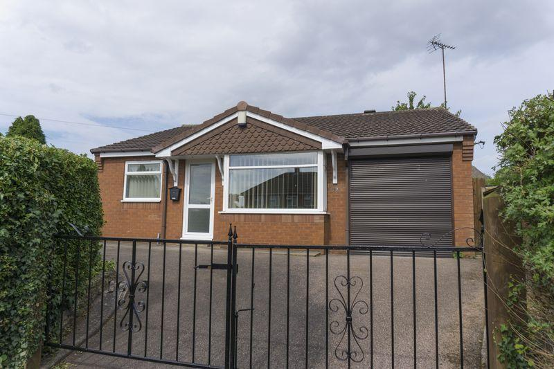 2 Bedrooms Detached Bungalow for sale in Commonside, Brownhills, Walsall.