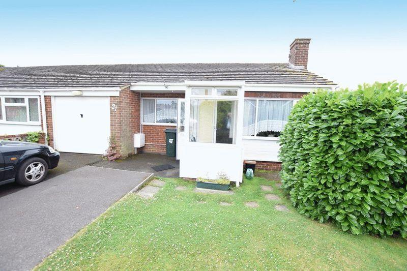 2 Bedrooms Semi Detached Bungalow for sale in Dickens Close, Maidstone