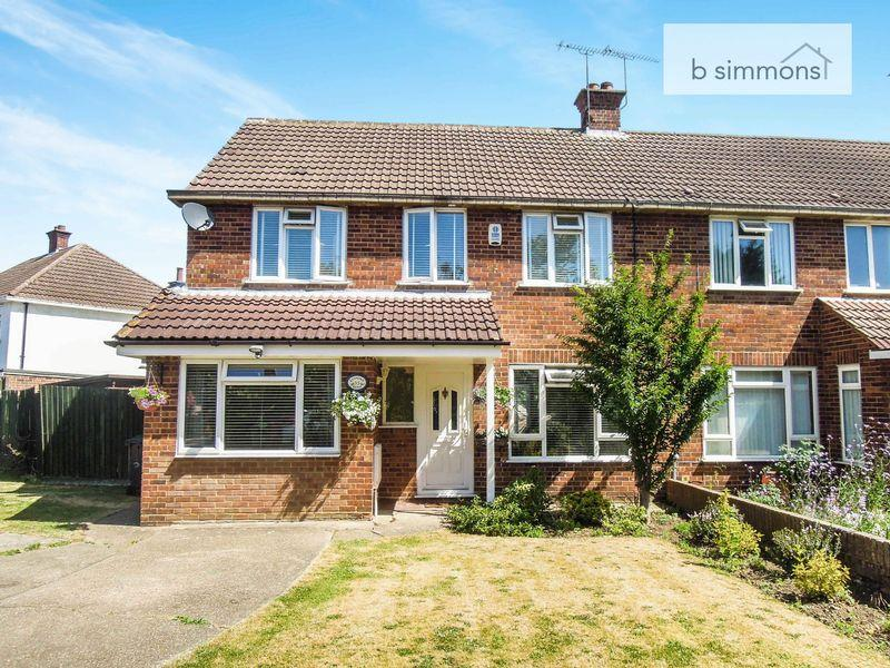 4 Bedrooms Semi Detached House for sale in Langley - 4 Bedrooms