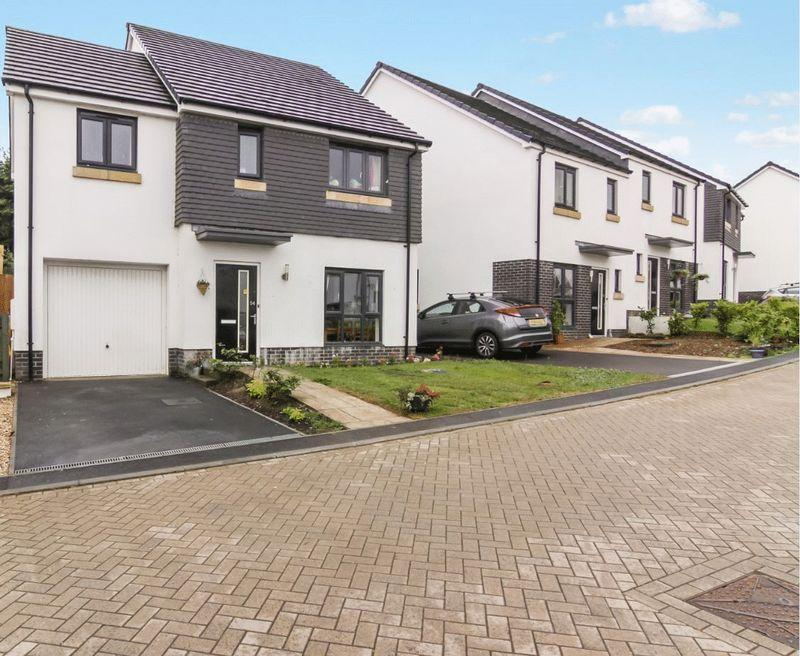 4 Bedrooms Detached House for sale in Baldwin Drive, Okehampton