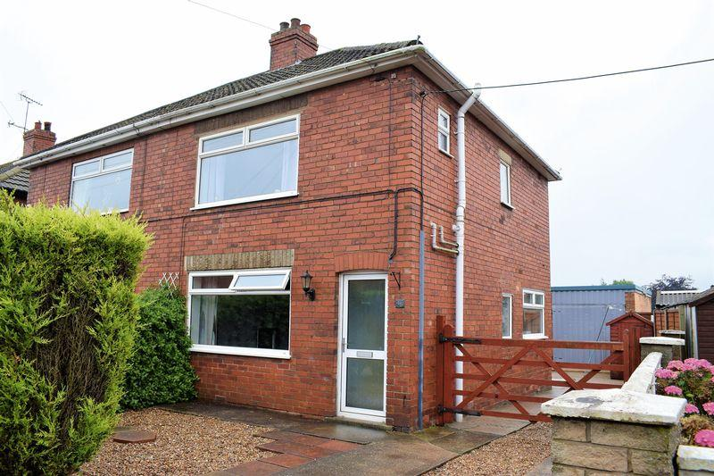 3 Bedrooms Semi Detached House for sale in Brooklands Avenue, Brigg