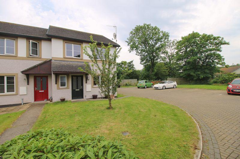 3 Bedrooms Terraced House for sale in 5 Campion Court, Reayrt Ny Keylley, Peel