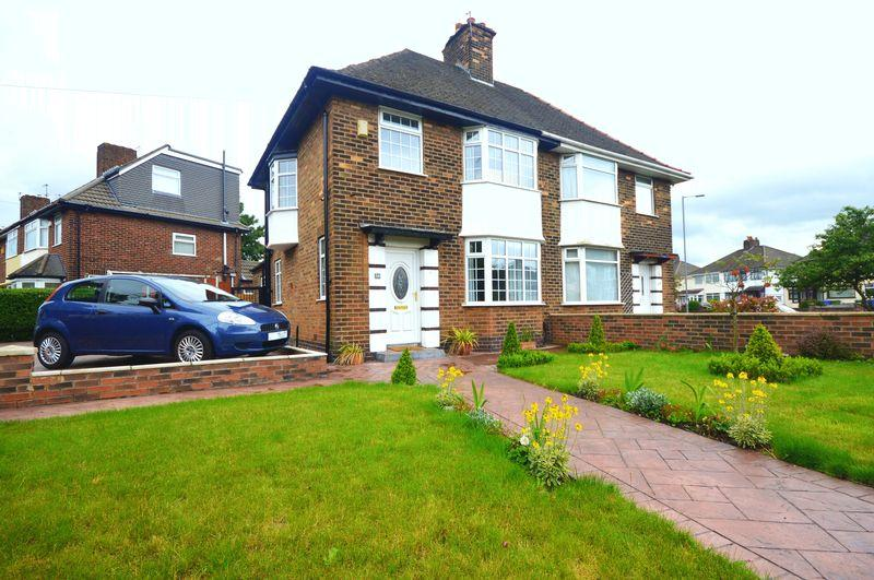 3 Bedrooms Semi Detached House for sale in Rocky Lane, Childwall