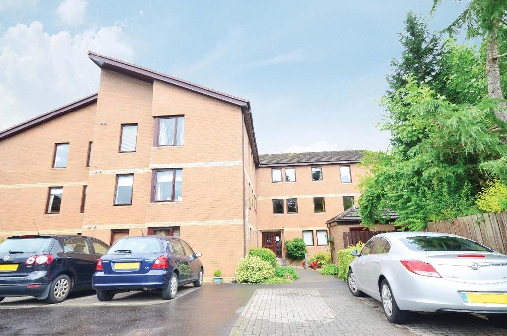2 Bedrooms Flat for sale in Springbank Gardens, Flat 1E, Dunblane, Stirling, FK15 9JY